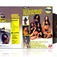 DVD : Les plus belles filles de MAX