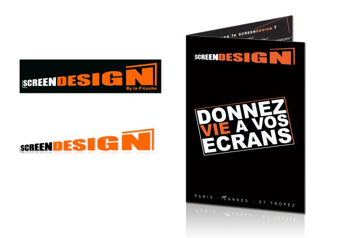 Screendesign