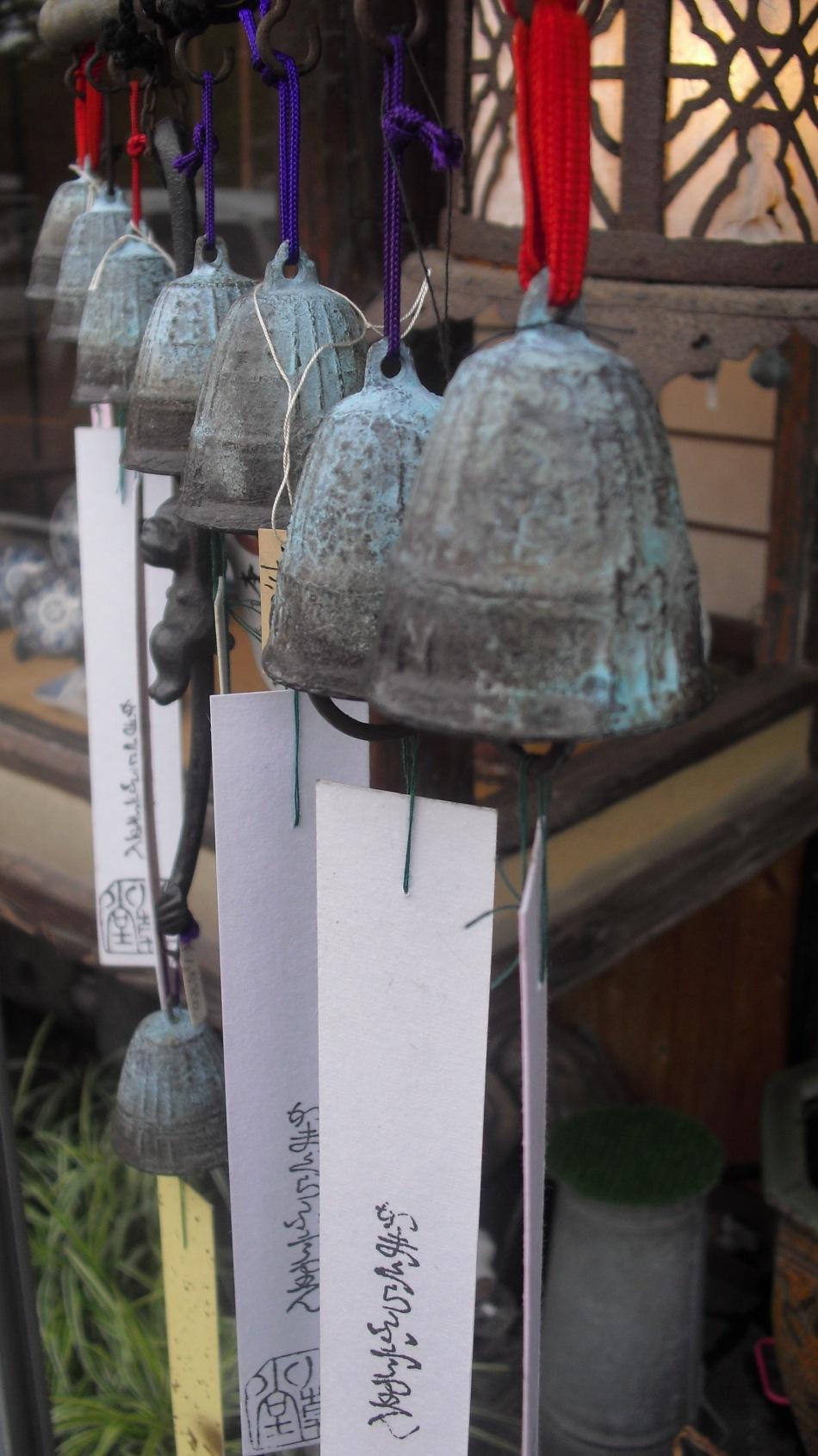 Clochettes Porte-bonheur / Kamakura