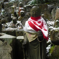 Cimetière d'enfants – Koyasan Okunoin 高野山奥の院 Mont Koya / Japon