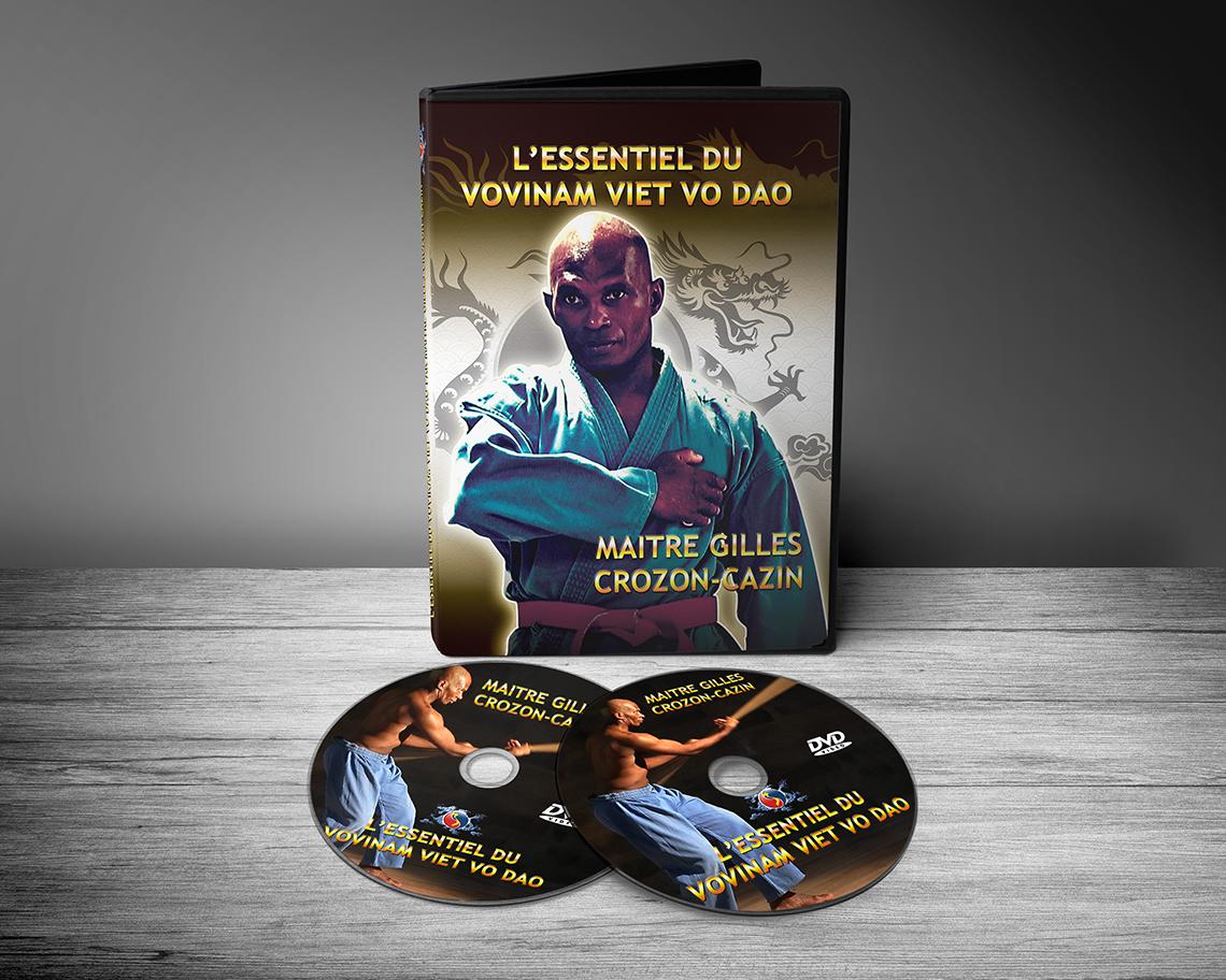 DVD MOCKUP VOVINAM
