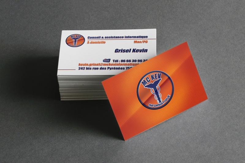 mckev visit card