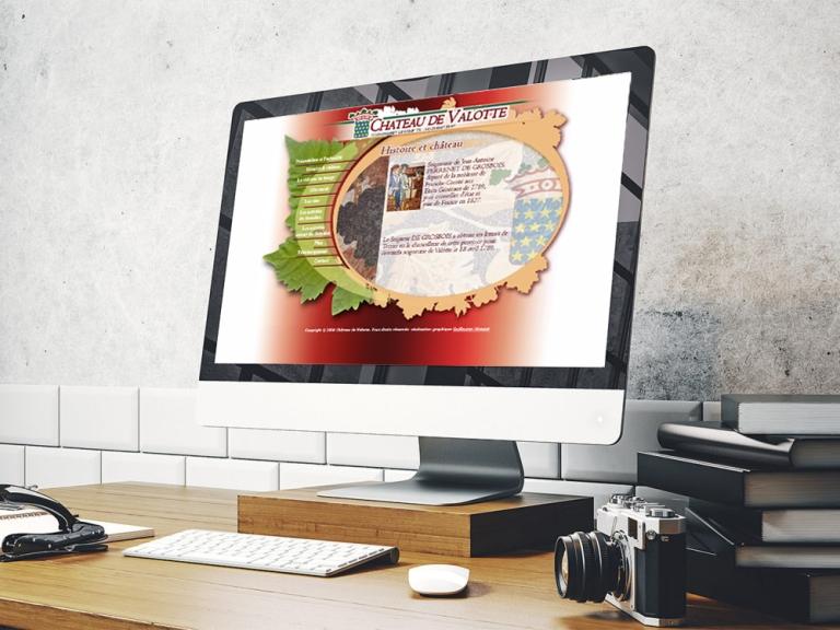 Valote MAC Website
