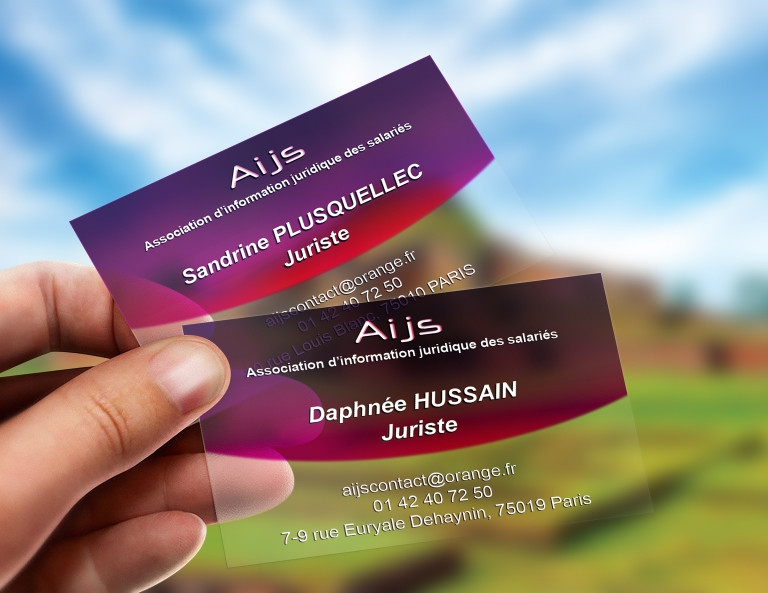 AIJS Business CArd